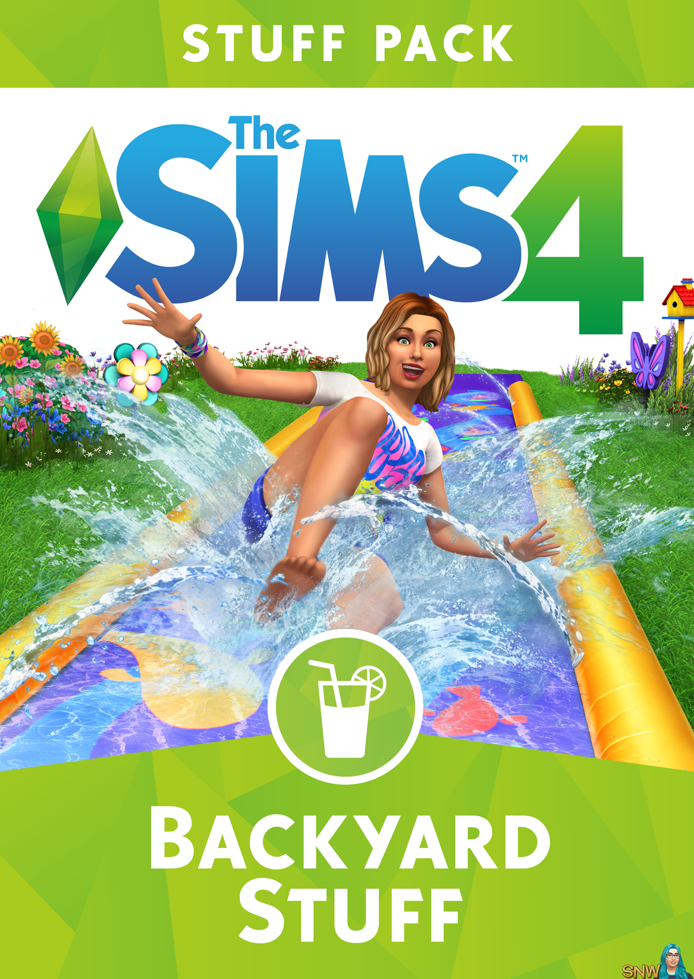 Picture of The Sims™ 4 Backyard Stuff