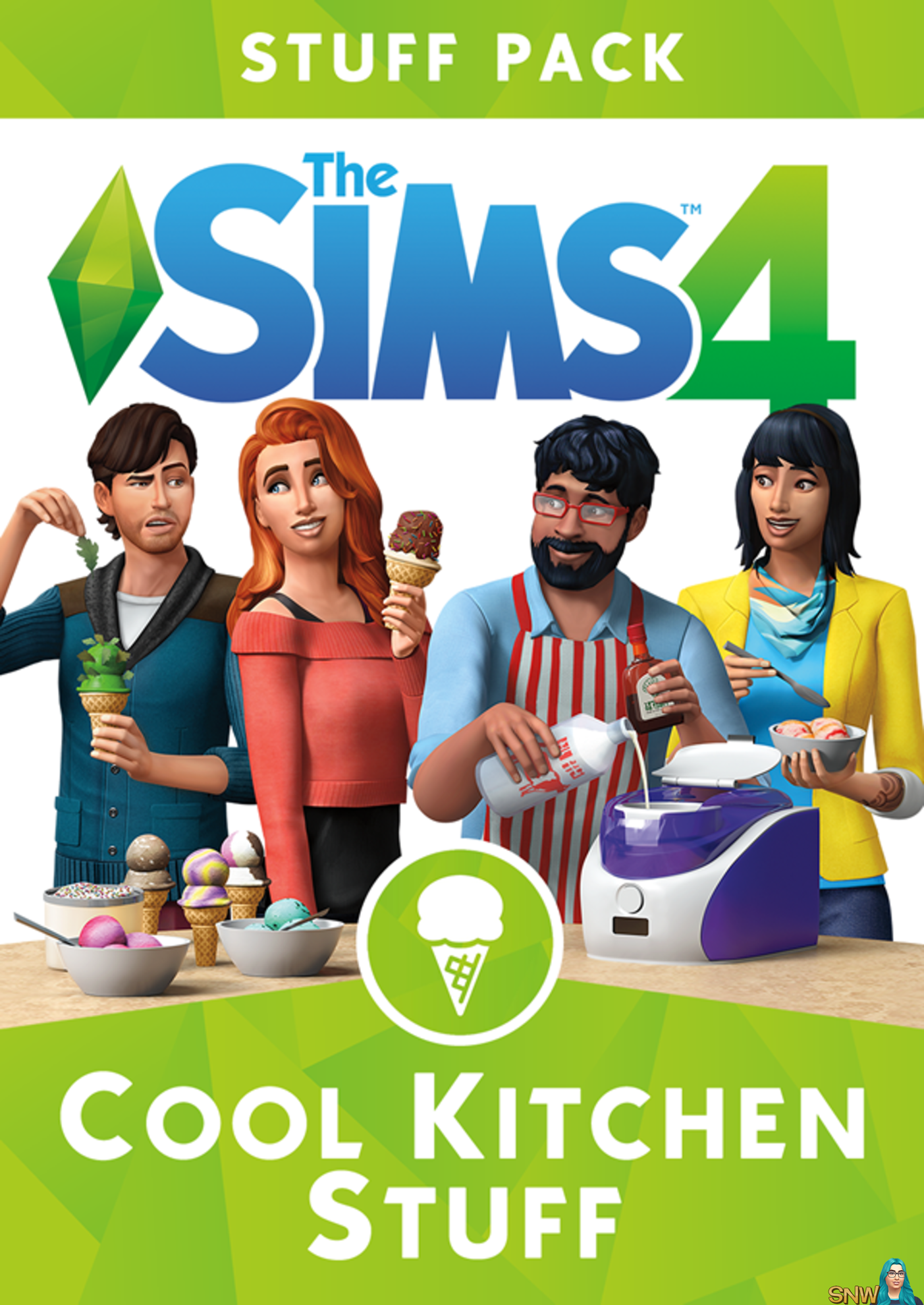 Imagen de The Sims™ 4 Cool Kitchen Stuff Pack