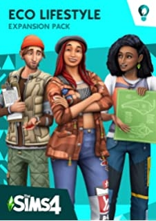 Afbeelding van The Sims™ 4 Eco Lifestyle Expansion Pack