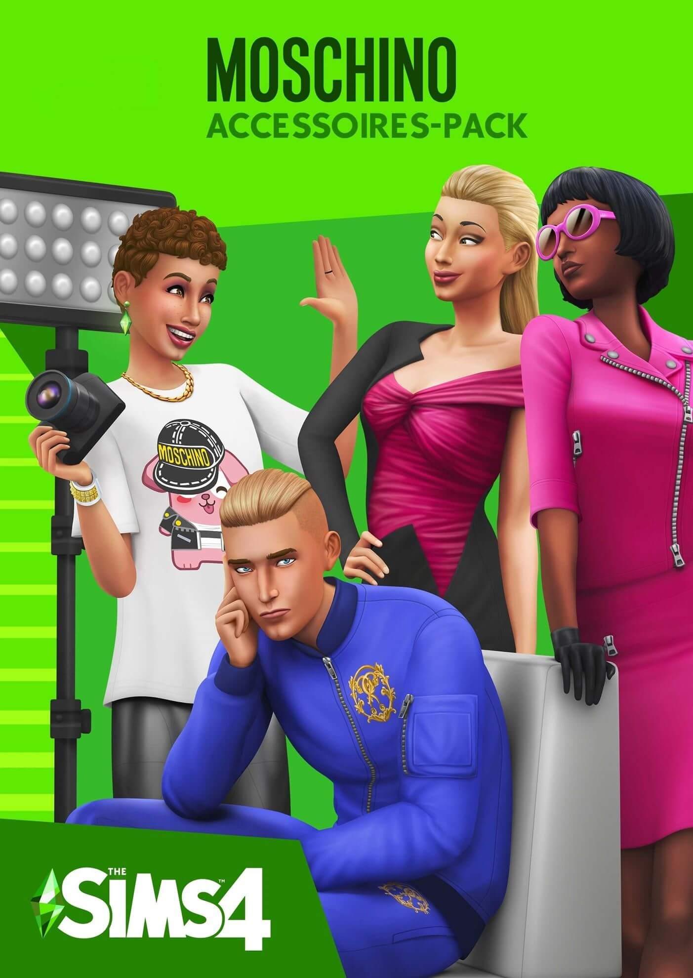 The Sims™ 4: Moschino Stuff Pack