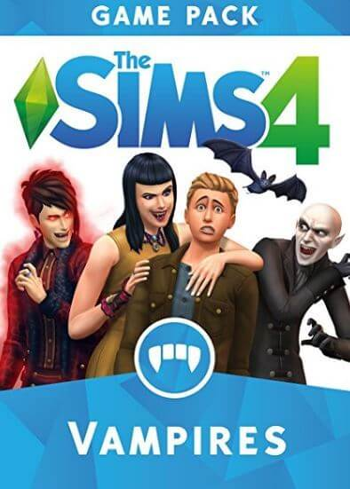 The Sims™ 4 Vampires