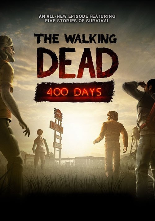 Resim The Walking Dead: 400 Days