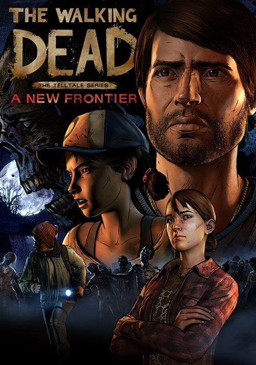 Picture of The Walking Dead: A New Frontier