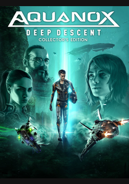 Aquanox Deep Descent Collector's Edition