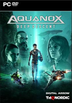 Aquanox Deep Descent