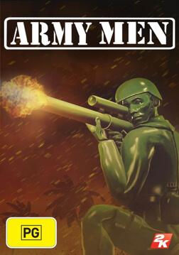 Army Men (ROW)