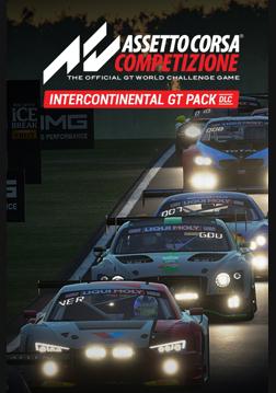 Imagem de Assetto Corsa Competizione - Intercontinental GT Pack
