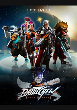 BATTLECREW? Space Pirates - All Pirates Skins