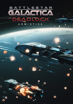 Zdjęcie Battlestar Galactica Deadlock: Armistice