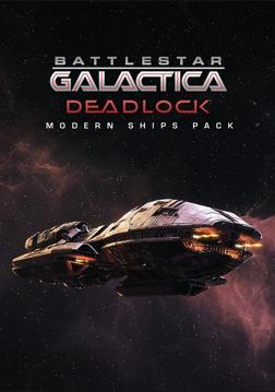 Resim Battlestar Galactica Deadlock: Modern Ships Pack