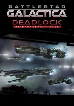 Imagem de Battlestar Galactica Deadlock: Reinforcement Pack