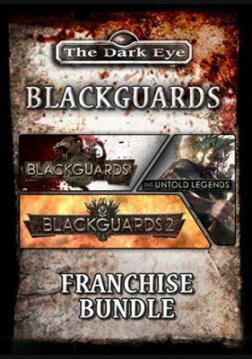 Resim Blackguards Franchise Bundle