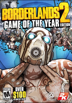 Afbeelding van Borderlands 2: Game of the Year Edition