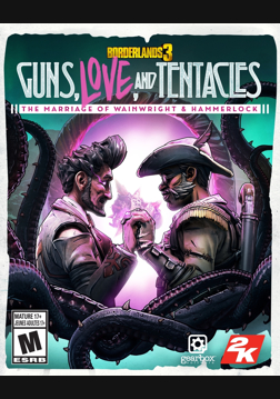 Borderlands 3: Guns, Love, and Tentacles (Epic) | ROW (9e10948b-e262-4181-94d4-0a5c34a5e194)