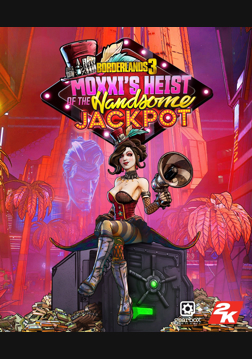 Borderlands 3: Moxxi's Heist Of The Handsome Jackpot (Steam) | ROW (f34e48d0-858a-44bd-9352-a5e0ae183da3)