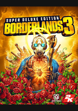 Borderlands 3 Super Deluxe Edition (Steam) | ROW (dc829192-d295-459c-9a9b-6dc1b0ea99f4)