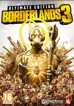 Imagem de Borderlands 3 Ultimate Edition (Epic)