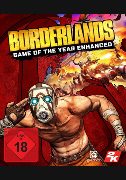 Afbeelding van Borderlands: Game of the Year Enhanced