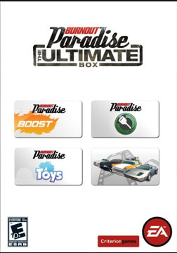 Burnout Paradise - Bonus Vehicle Pack