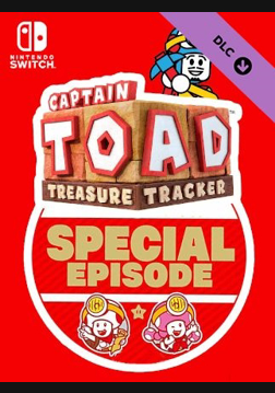 Immagine di Capt Toad Treasure Tracker Special Episode