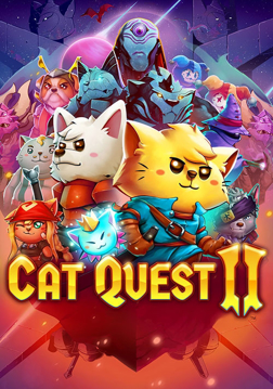 Picture of Cat Quest II