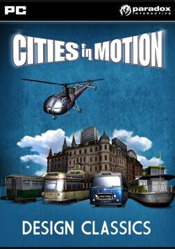Cities in Motion: Design Classics (DLC)