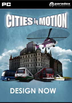 Cities in Motion: Design Now (DLC)