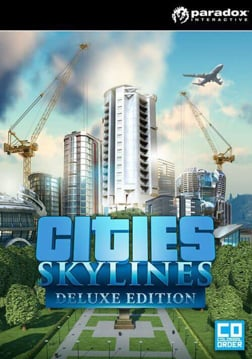 Bild von Cities: Skylines Deluxe Edition