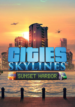 Imagem de Cities: Skylines - Sunset Harbor