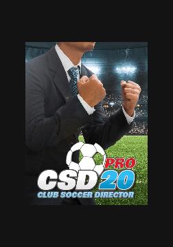 Club Soccer Director PRO 2020 (WW)