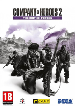 Company of Heroes 2™: THE BRITISH FORCES