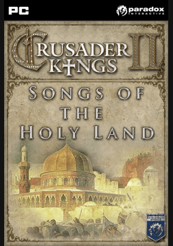 Crusader Kings II: Songs of the Holy Land (DLC)