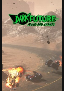 Afbeelding van Dark Future: Blood Red States