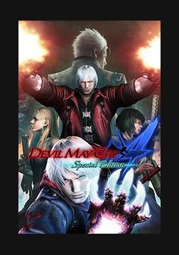 Resim Devil May Cry 4 - Special Edition