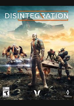 Imagem de Disintegration - Pre Order