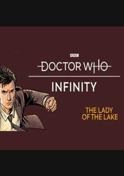 Afbeelding van Doctor Who Infinity - The Lady of the Lake