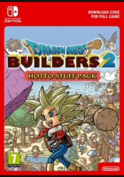 Immagine di Dragon Quest Builders 2 - Hotto Stuff Pack