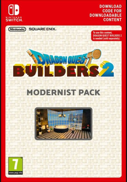 Immagine di Dragon Quest Builders 2 - Modernist Pack