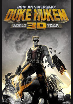 Imagem de Duke Nukem 3D: 20th Anniversary World Tour