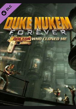 Resim Duke Nukem Forever : The Doctor Who Cloned Me