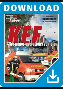 Emergency Call 112 Add-on KEF - The minor operations vehicle