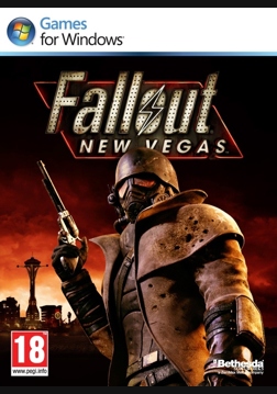 Fallout New Vegas: Old World Blues