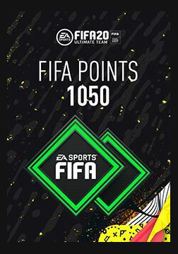 FIFA 20 ULTIMATE TEAM FIFA POINTS 1050 WW