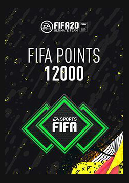 FIFA 20 ULTIMATE TEAM FIFA POINTS 12000 WW