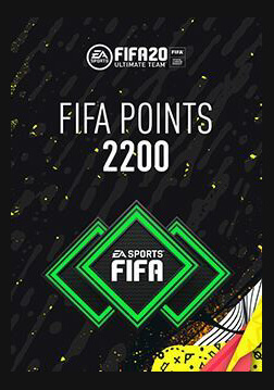 FIFA 20 ULTIMATE TEAM FIFA POINTS 2200 WW