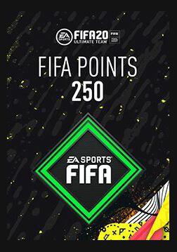FIFA 20 ULTIMATE TEAM FIFA POINTS 250 WW