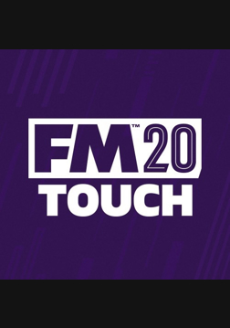 Resim Football Manager 2020 Touch