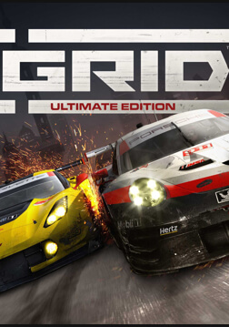 GRID Ultimate Edition - Pre Order