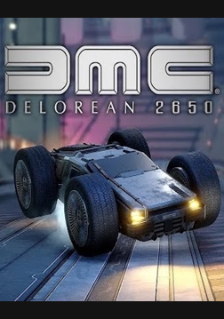 Imagem de GRIP: Combat Racing - DeLorean 2650