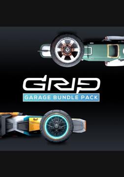Bild von GRIP: Combat Racing - Garage Bundle Pack 3